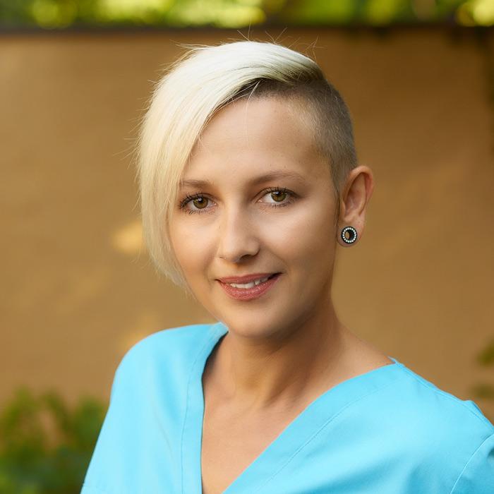 Yvonne, Med. Fachangestellte