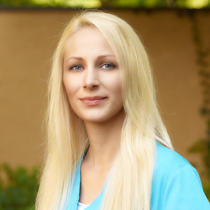 Jessica, Med. Fachangestellte