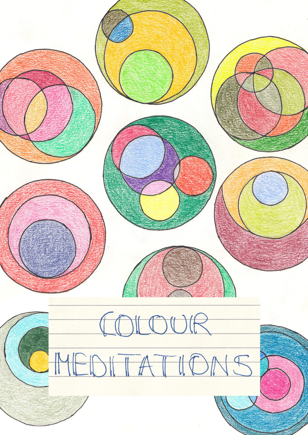Mood boost - Colour affect one's feelings, moods, and emotions. This zine can be used as colour pallet inspiration, or just as a space to rest the eyes.