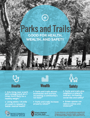 Parks and Trails Infosheet