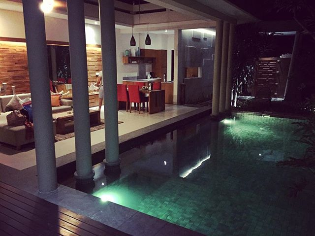 Bali home!! Take us back already!🌸 @thekasihvillas
