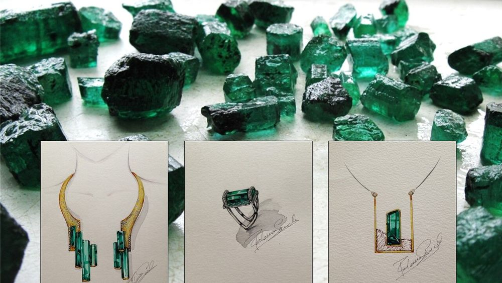 Yunnan Emerald Collection