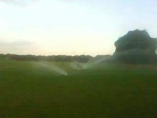 Sprinklers in Regent's Park, 2014, digital image