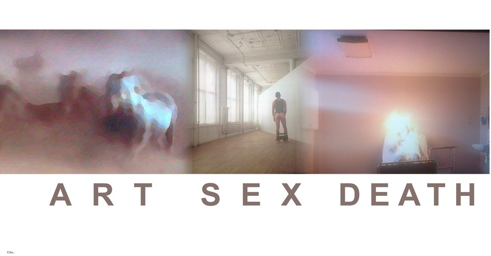 Art, Sex, Death, 2015, digital image