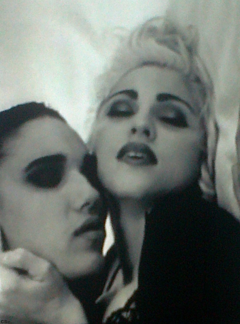 Amanda and Madonna, Justify my Love, 1993