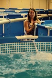 Urban Seas Aquaculture system