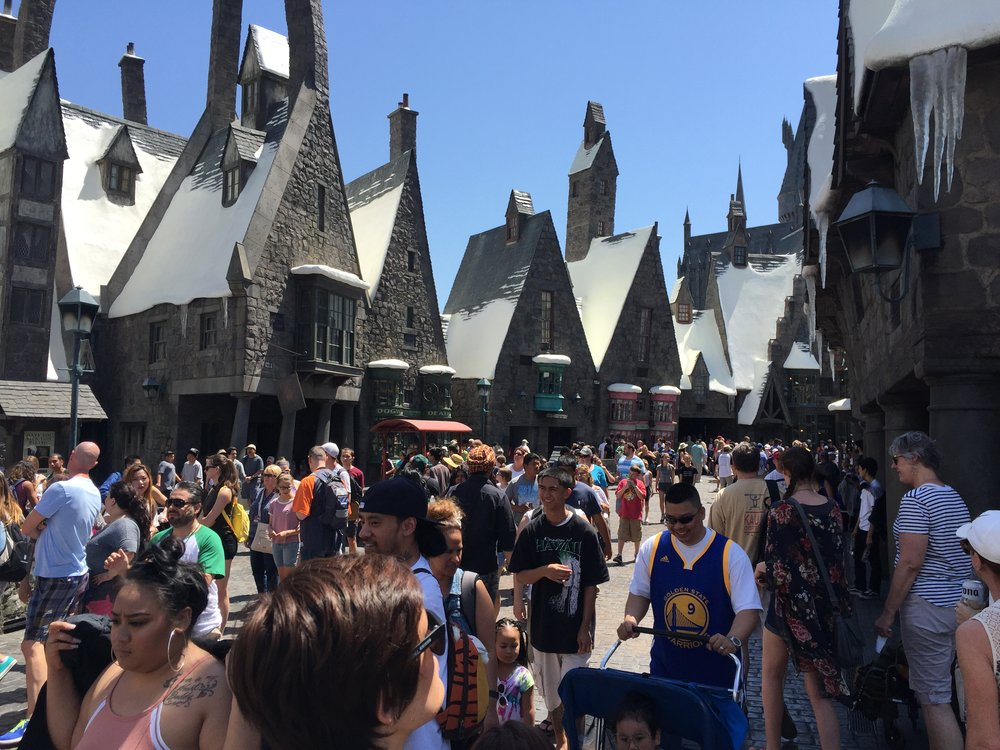Harry Potter World!