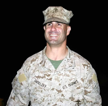 Major Dann Angeloff, Jr  July 7, 1971-January 17, 2013