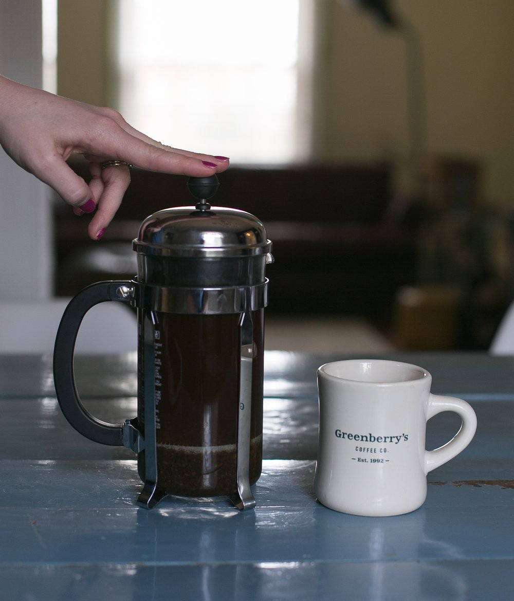 FRENCH PRESS -