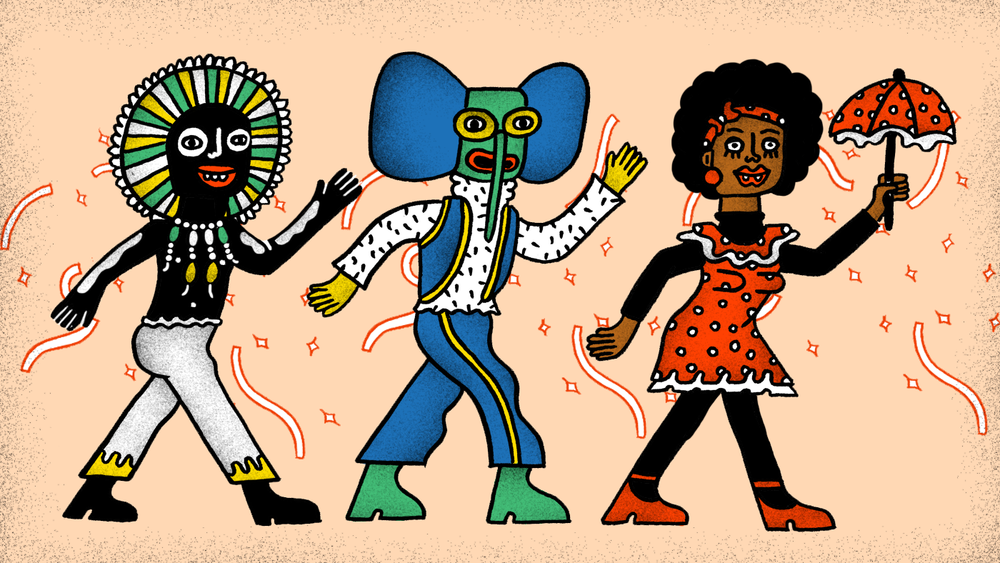 BABBEL Magazine: Carnaval de Barranquilla