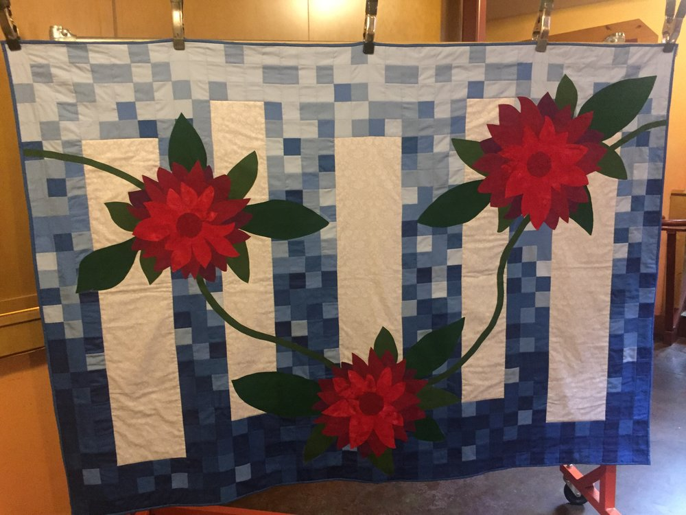 Quilt by Sophia Dunn-Fox '18