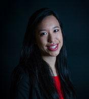 Dr. Katherine Woo, optometrist.