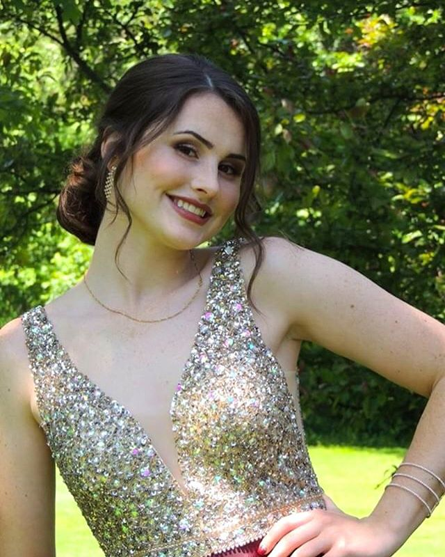 Check out this prom beauty from last month.  I officially have 5 weeks left of school & I cannot be more excited.