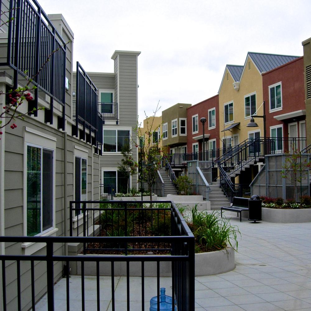 North Beach Place Housing (San Francisco, USA)