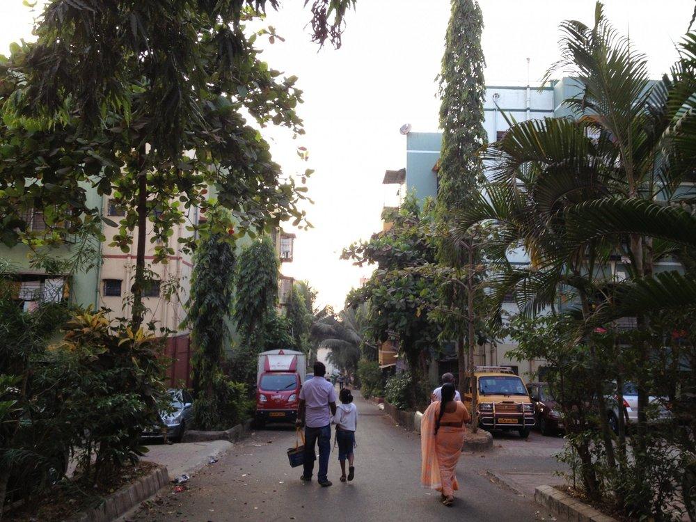 Nagari Nivara Parishad Housing - Dindoshi, Mumbai, India