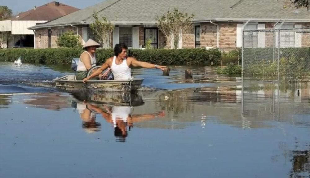 Community-Led Housing Development Village de L'Est - New Orleans, Louisiana, USA
