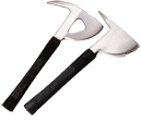 """<div style=""""white-space: pre-wrap;"""">Crash Axes & Carrying Bags</div>"""