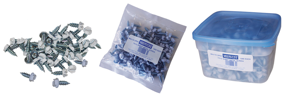 Painted Fasteners (Self-Piercing Screws)