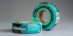 FibaTape Mold-X10 Mold-Resistant Drywall Tape