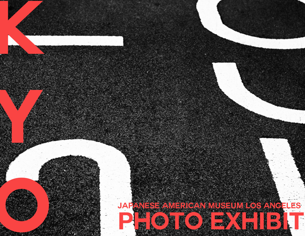 TOKYO PHOTO EXHIBIT  #typography #artdirection #print #poster #photography