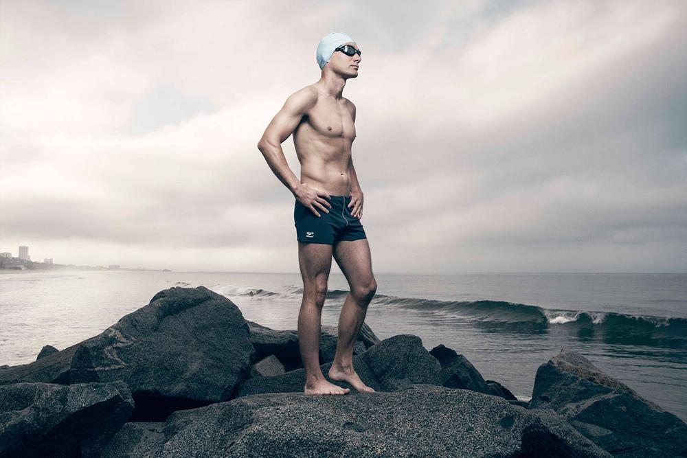 GERRY PARKER / sports / portrait