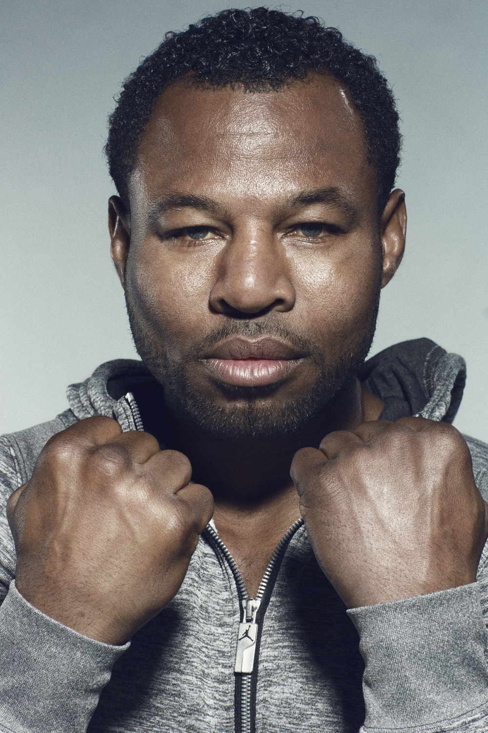 SUGAR SHANE MOSLEY / sports / advertising / portriat