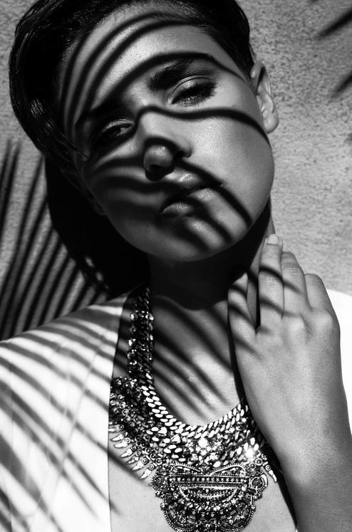 XS / fashion / portrait / editorial
