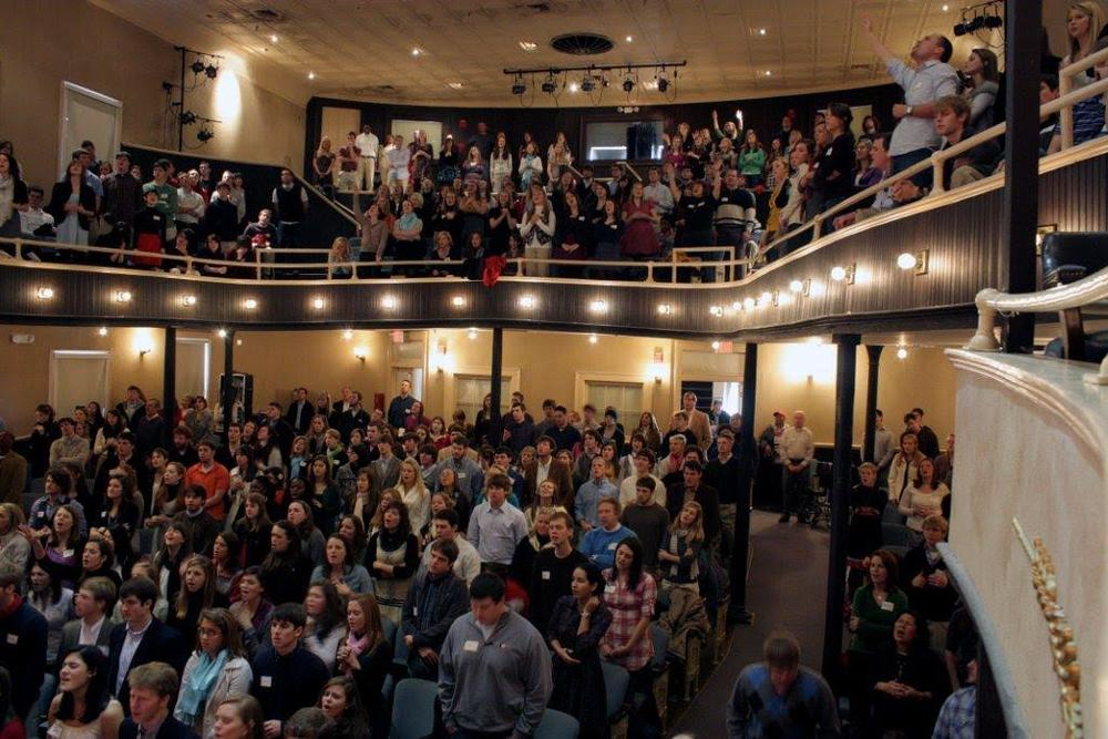 Morton Theatre  2009-2010