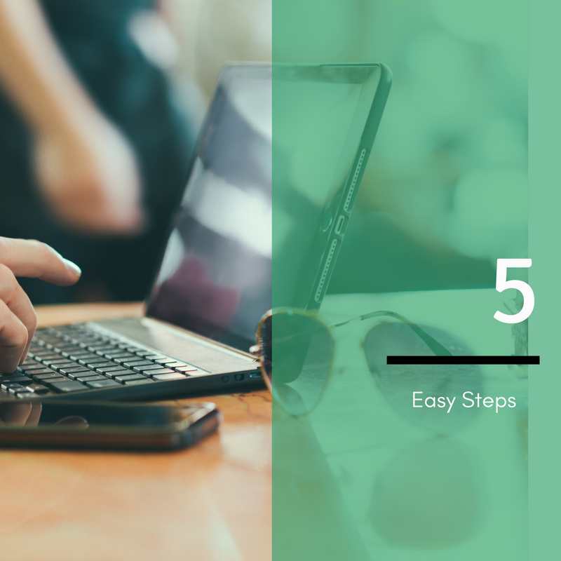 5 steps to Talentpair