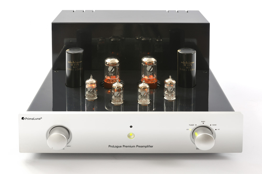 Prologue Premium Preamplifier - silver - front with no cover - HR - JPG.jpg