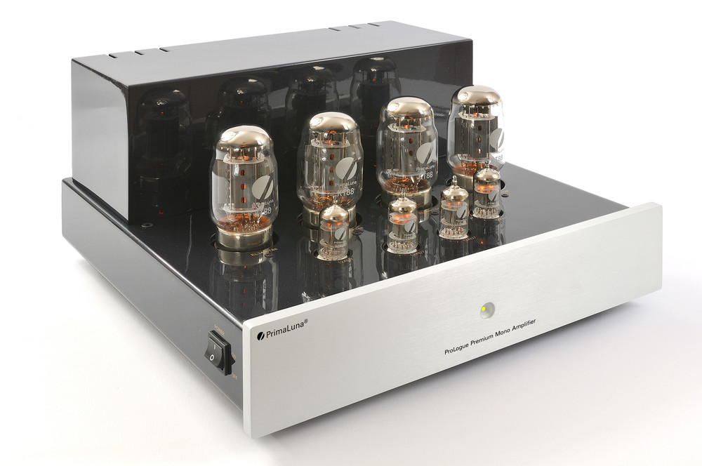 Prologue Premium Mono Amplifier - silver - front, side with no cover - HR - JPG.jpg