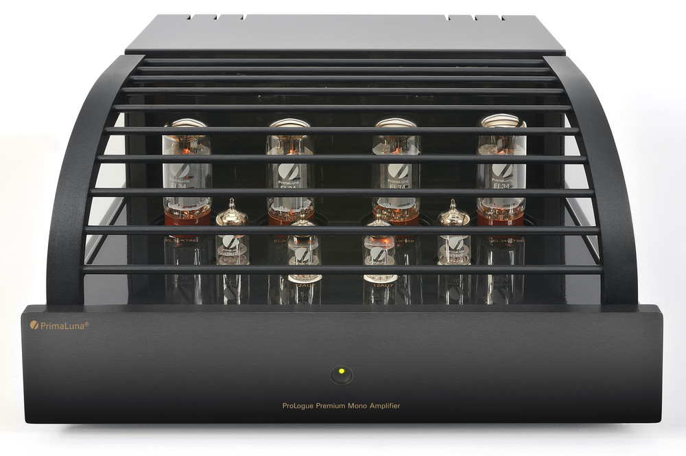 ProLogue Premium Mono Amplifier- black - front with cover - HR - JPG.jpg