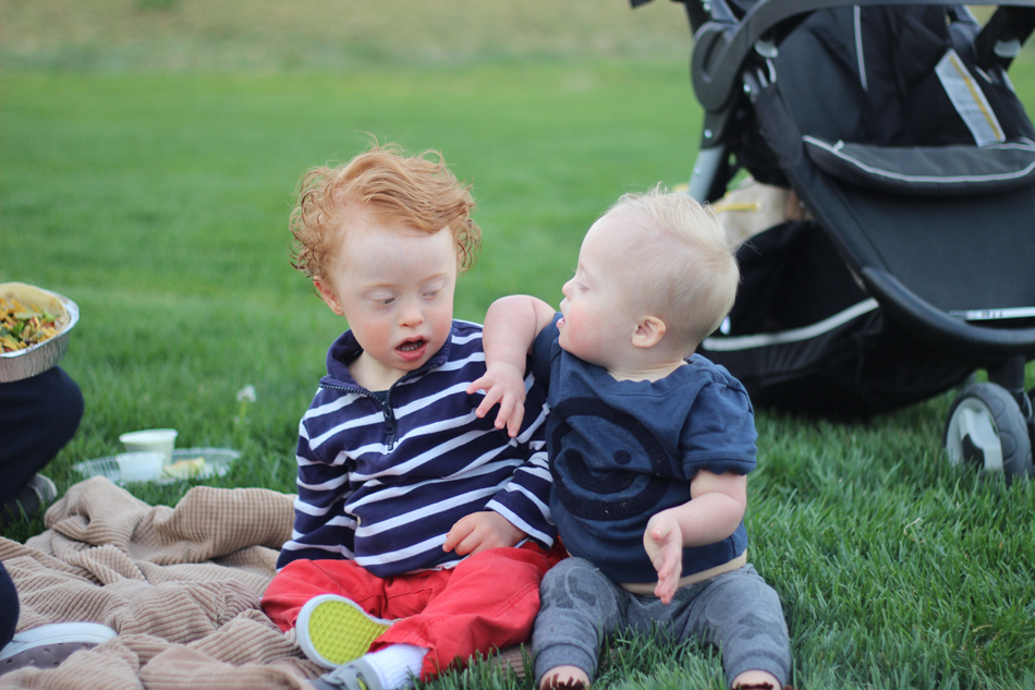 Eddy is still a little skeptical about being smothered by Welles. He'll embrace it one day.