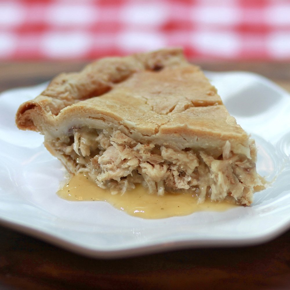 Signature Chicken Pie