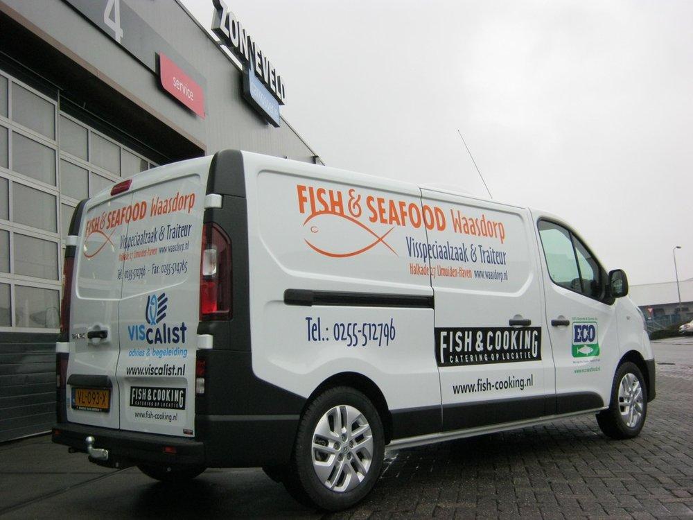 Koelwagen inbouw met koelunit voor Waasdorp IJmuiden 1 - 1080px