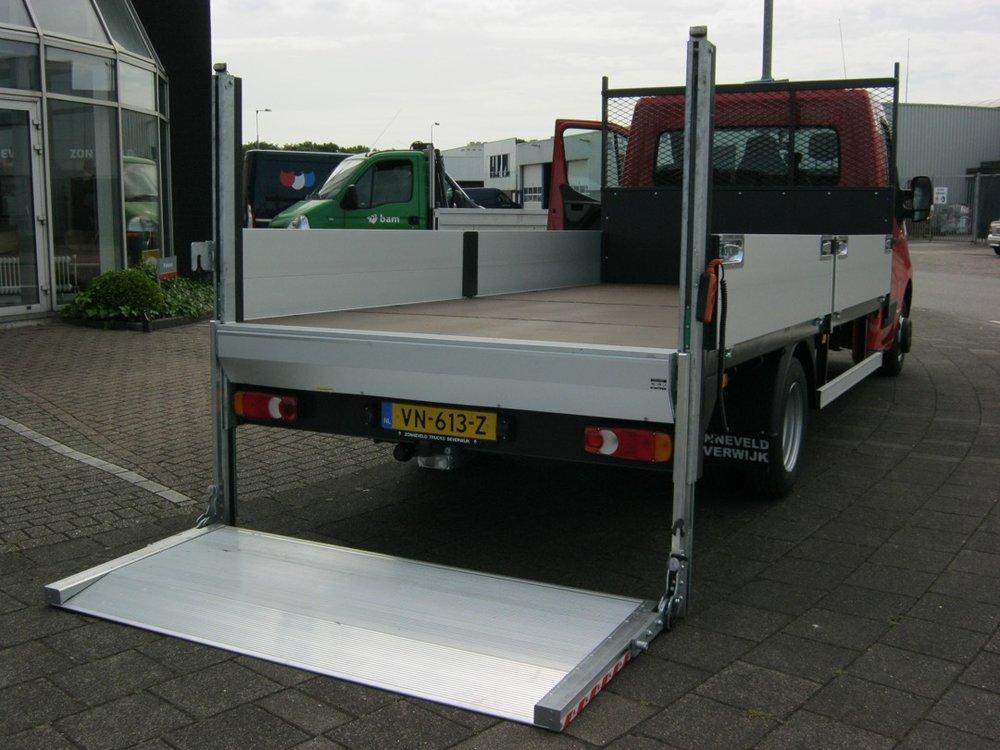 Open laadbak voor Motorenco Beverwijk 1 - 1080px