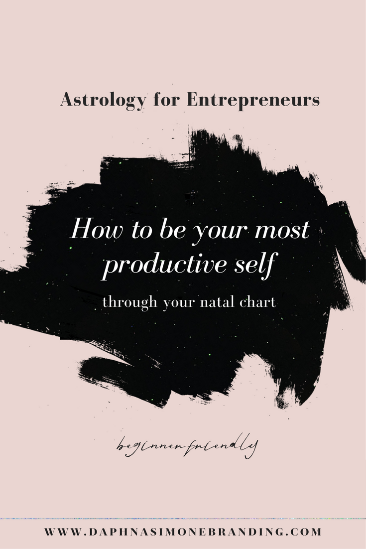 astrologyforproductivity