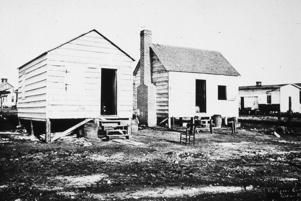Historic Photo by Samuel Cooley, Image courtesy of National Archives