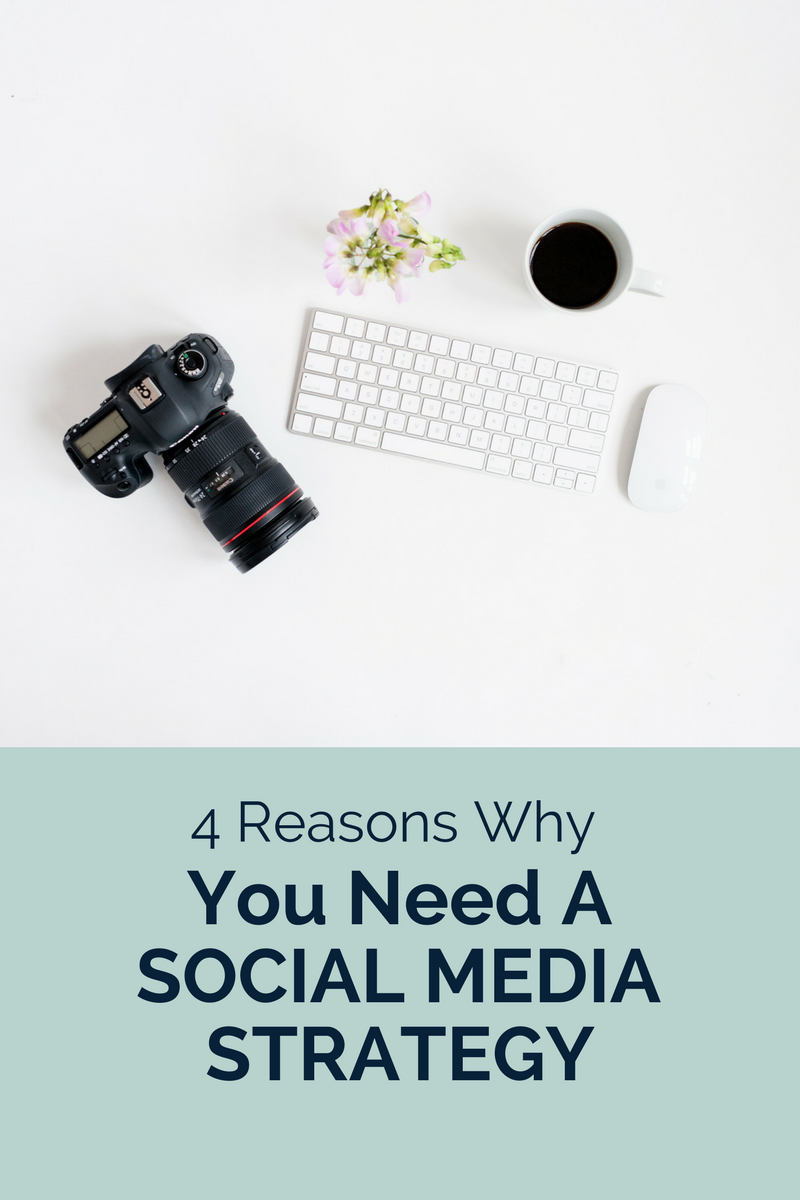 4 Reasons Why You Need A Social Media Strategy.png