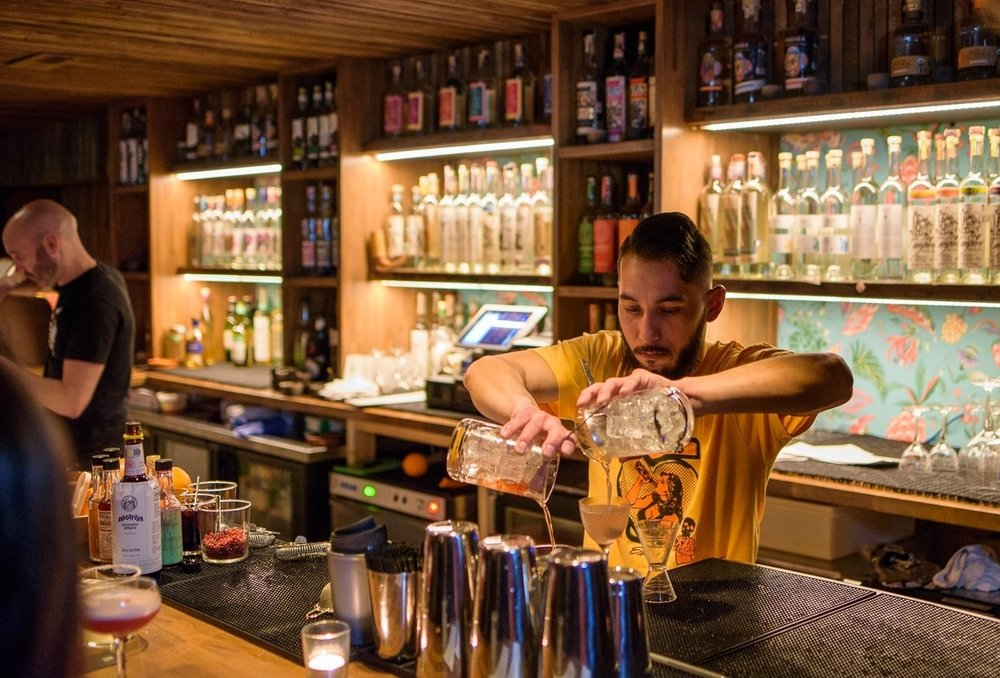 Quixote's Basement Bar Is Logan Square's Latest Destination