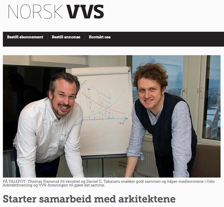 NORSK VVS OAF REFRAME