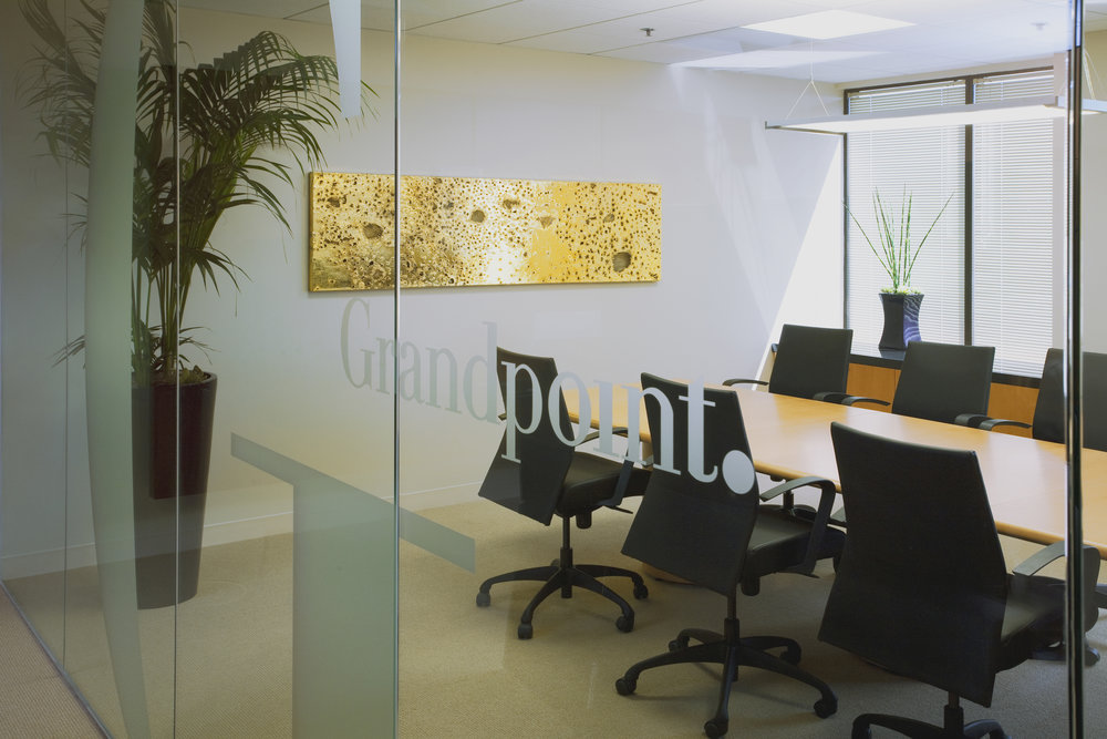 Original Painting for a Private Bank in Irvine, CA