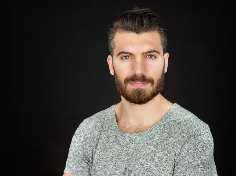 Kapow Headshot Yazin Akkawi