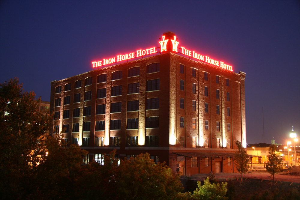 IRON HORSE HOTEL  Milwaukee, Wisconsin