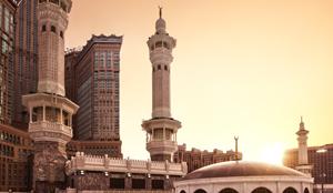 RAFFLES MAKKAH PALACE  Mecca, Saudi Arabia