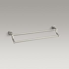 "MARGAUX®  24"" double towel bar  K-16253-BN"