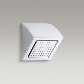 WATERTILE  Square 54-Nozzle Showerhead  K-8022-CP