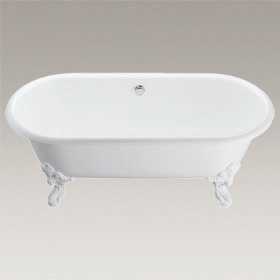 CLEO  Freestanding oval bath  E2901-0