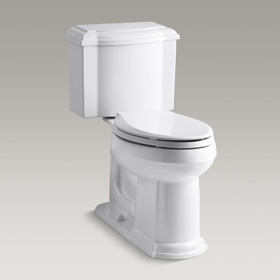 DEVONSHIRE  Two-piece toilet  19495W-0