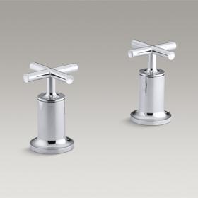 PURIST  Bath Faucet Handles  K-T14429-3-CP